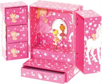 18 best Kids Jewellery Boxes Musical Boxes images on Pinterest