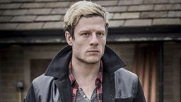 James Norton talks about playing psychopath Tommy Lee Royce in Happy Valley on BBC One.