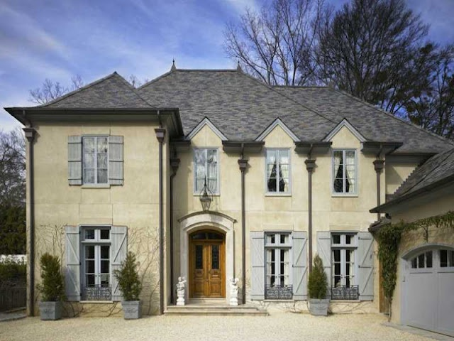 Fabulous French Neoeclectic Duane Stone Architect