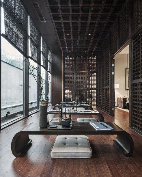 Straight Line Kitchen Layout: Best 25+ Chinese Style Ideas On Pinterest
