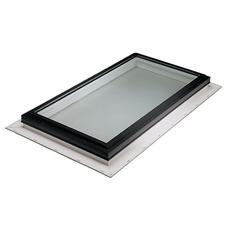 Fixed Self Flashing LoE3 Clear Glass Skylight - 2 Feet x 4 Feet