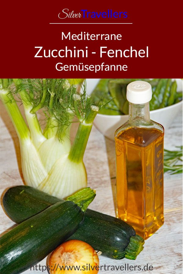 Rezept fenchel und zucchini