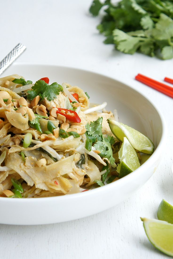 Who could ever resist this delicious Thai dish?