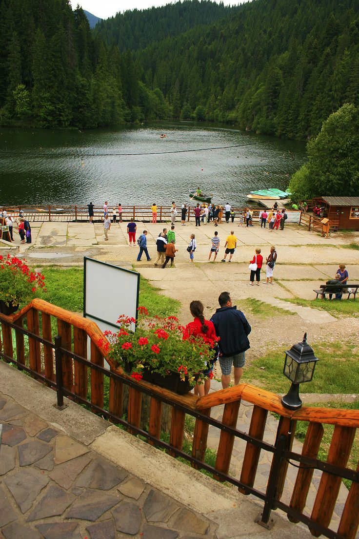 Red Lake, Romania
