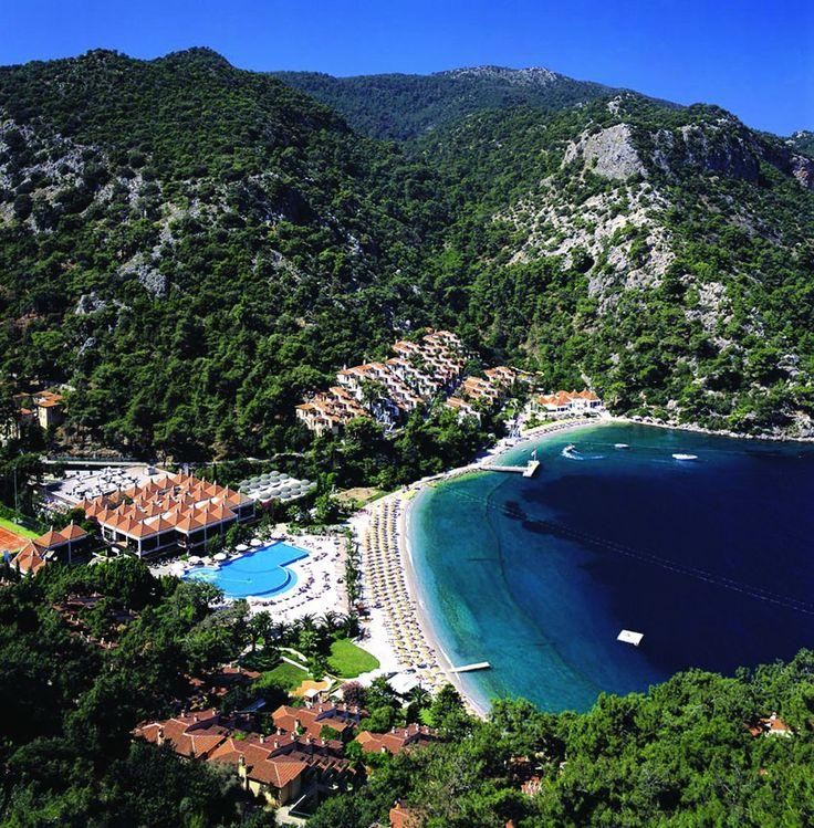 Hillside Beach Club, Fethiye, Mugla, Turkey http://www.ghotw.com/hillside-beach-club A very special vacation Summer 2012.