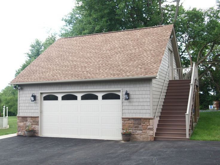 17 best images about garage with upstairs on pinterest for Garage with upstairs