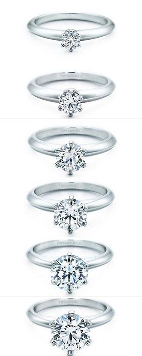 0.25 carats to 2.5 carats | Keep the Glamour | BeStayBeautiful