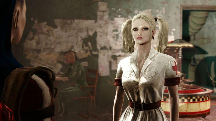Автор:Gaming4Lif3Версия:6.0Перевод:русский Описание: Мод добавляет в Fallout 4 новую компаньонку Харли Квинн, известную суперзлодейку из вселенной DC Comics, каким образом она появилась в Содружестве, остается только гадать. Подробнее: - Харли является...