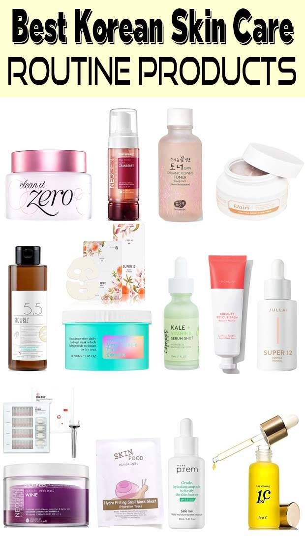 Korean Skin Care Routine Steps For Oily Skin Korean Skincare Routine Korean Skincare Natural Skin Care Routine