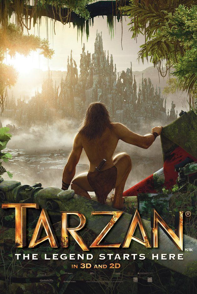 Tarzan (2013) Coming early May