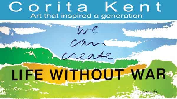 With power and beauty, Corita Kent creates vibrant art to invite hope, peace, delight, and Spirit into so many lives, including mine.