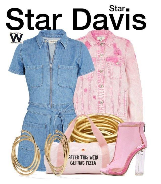 Inspired by Jude Demorest as Star Davis on Star.