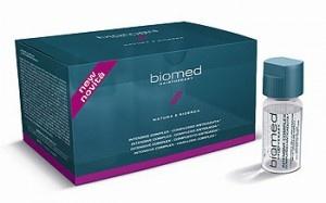 """Интенсивный комплекс """"анти-выпадение волос"""" - шоковая терапия выпадения волос, предотвращает и останавливает выпадение волос, стимулирует их рост, способствует укреплению корней. #Biomed оживляет и наполняет энергией #фолликул волоса. Улучшает и увеличивает деление клеток в волосяной луковице в фазу роста. 2-фазная формула обеспечивает сохранность активных веществ до момента применения продукта. Оживление фолликулы и очищает кожу от загрязнений (себум и перхоть)"""