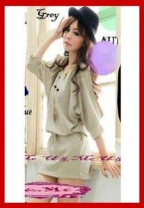 Mini dress korea KK204