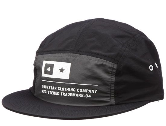 Old Label 5-Panel Hat by FOURSTAR