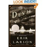 August 2012 choice....one of my favoritesErik Larson, Book Based, Serial Killers, Brilliant Book, Book Clubs, Historical Fiction, Chicago History, True Stories, White Cities