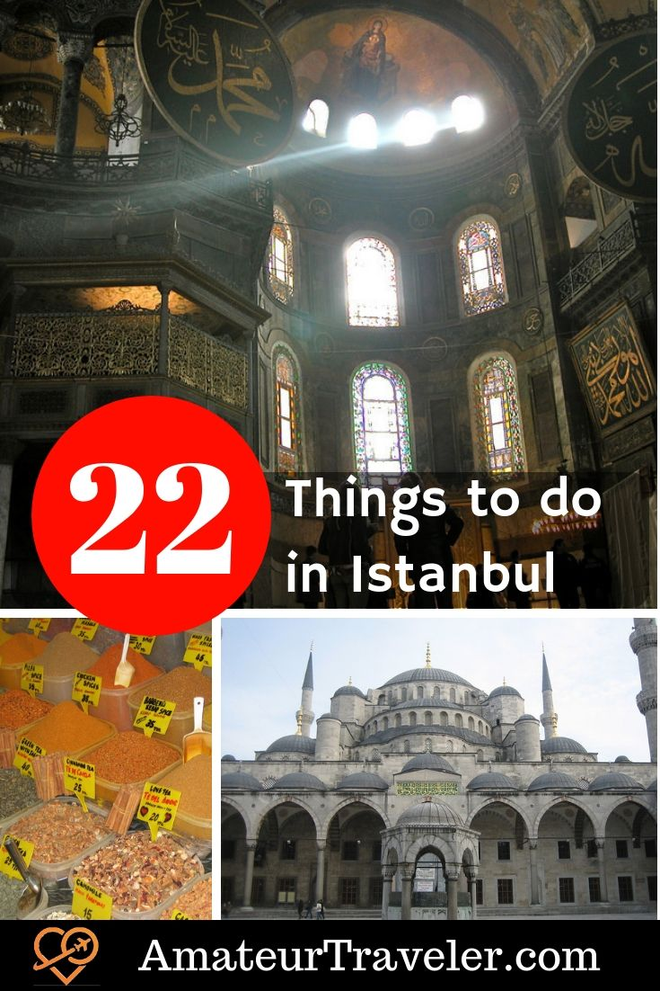 22 Must See Places In Istanbul Map Istanbul Map Istanbul Travel Amazing Travel Destinations