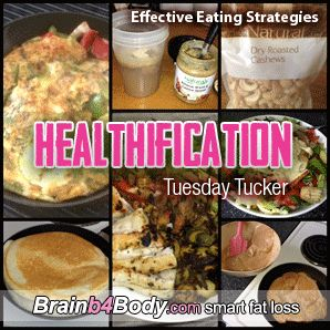 ONE thing that everyone who achieves the goal of getting & staying in great shape has in common http://www.brainb4body.com/147-tuesday-tucker-effective-eating-strategies/