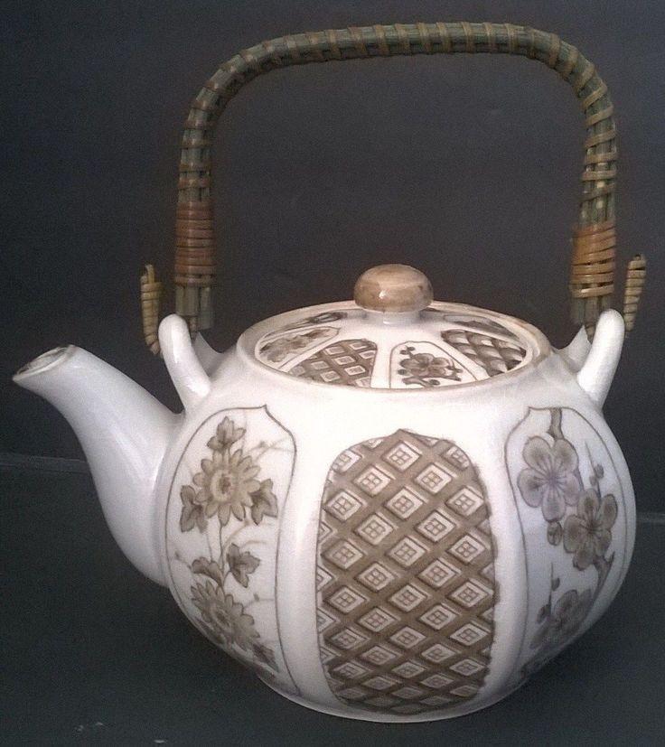 Otagiri Manufacturing Co OMC Japan Japanese Teapot with ...
