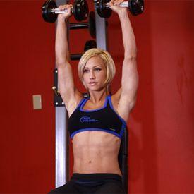 Ladies: 6 Exercises For Sexy And Shapely Shoulders - Bodybuilding.com