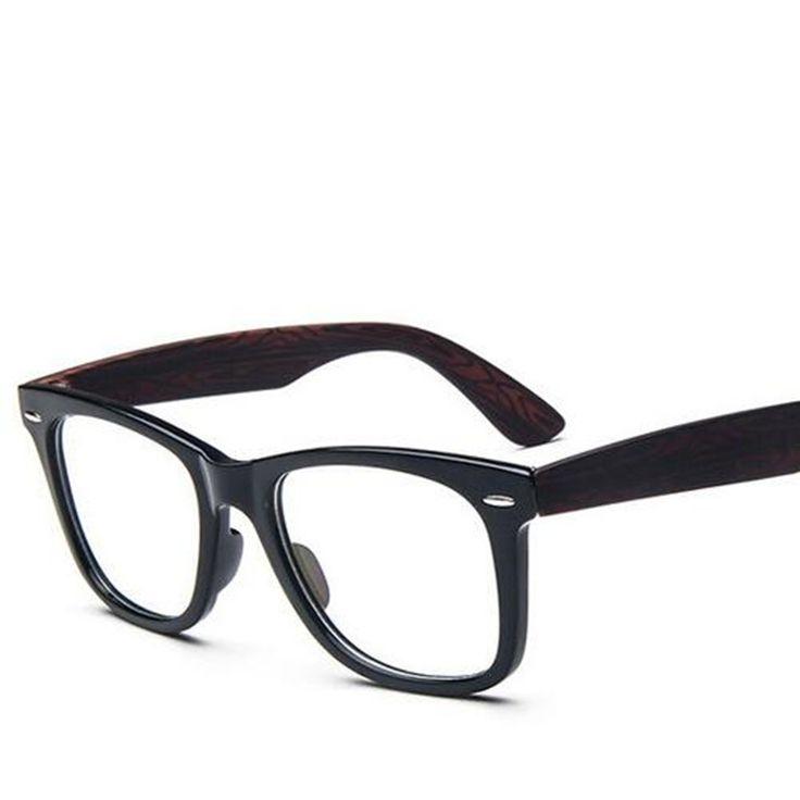2017 Retro Eye Glasses Frame For Women Fashion Optical Eyeglasses frames for eyeglasses male Oculos Feminino Masculino Gafas New #Affiliate