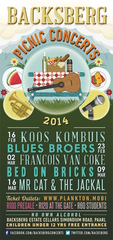 WIN: Double tickets to Koos Kombuis at Backsberg Concert Series