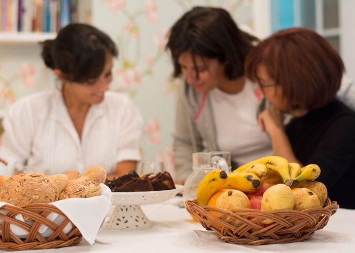 Casa da Piedade - pequeno-almoço