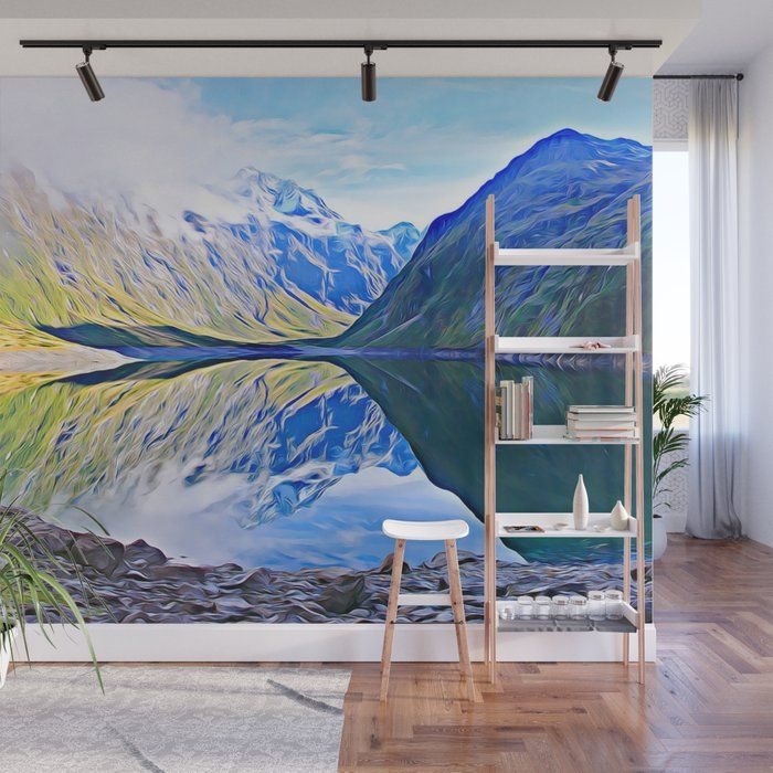With Our Wall Murals You Can Cover An Entire Wall With A Rad Design Just Line Up The Panels And Stick Them On They Re Easy Wall Murals Mural National Parks
