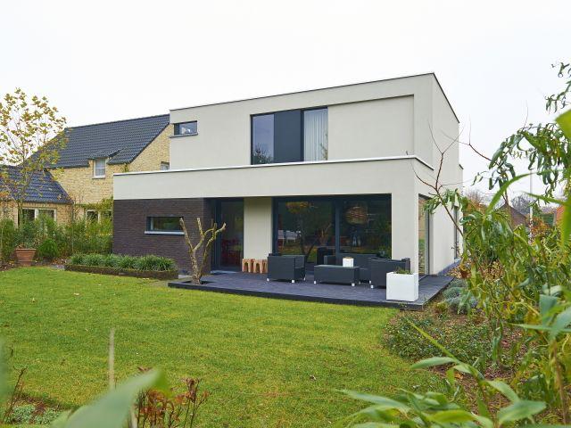 205 best images about nieuwbouw modern on pinterest - Modern overdekt terras ...