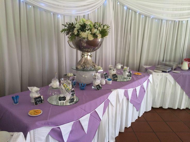 High Tea @ Three Oaks Function Venue in Centurion Pretoria, South Africa