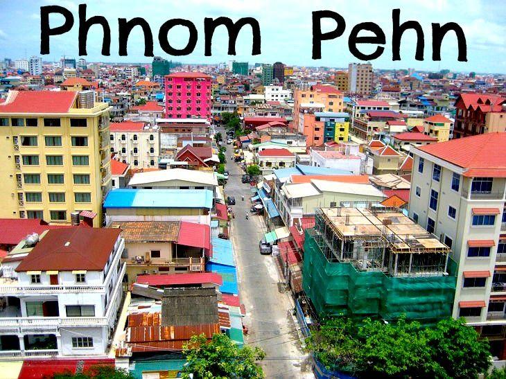Travel tips for Phnom Pehn, Cambodia: http://www.ytravelblog.com/what-to-do-in-phnom-penh/