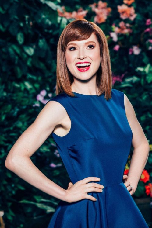 Ellie Kemper – The Hollywood Reporter Photoshoot by Ramona...