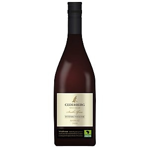 Waitrose Foundation Cederberg Wine. My best value for money Shiraz I have found to date.     http://www.waitrosewine.com/230587434/Product.aspx