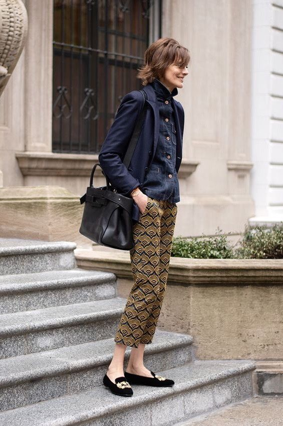 indomitable ines parisienne style fashion style