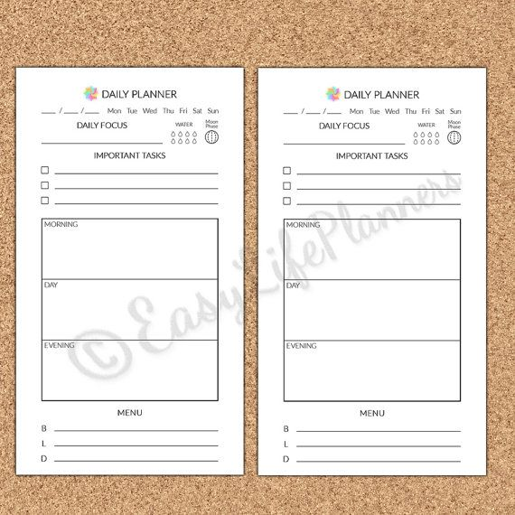 110 best Personal Size Planners images on Pinterest Organizers
