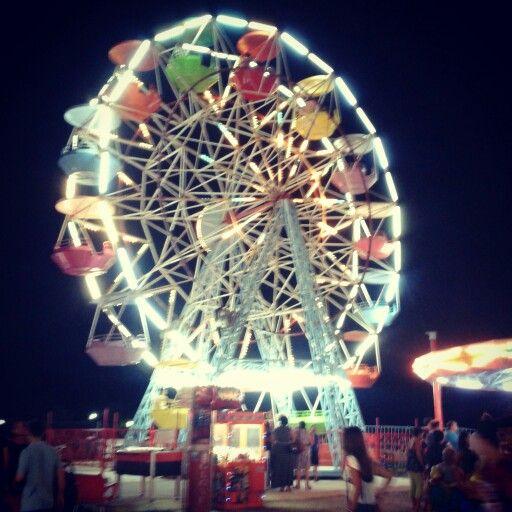 Ferris wheel °°
