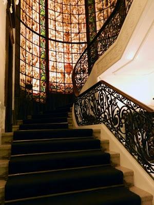 Hotel Infante Sagres, Porto.