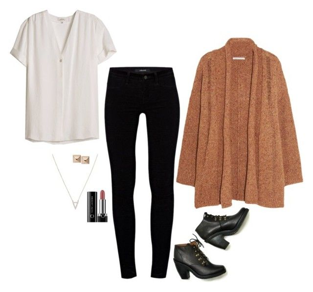 Iris West Inspired Outfit by daniellakresovic on Polyvore featuring polyvore fashion style Rebecca Minkoff J Brand Rachel Comey Michael Kors Marc Jacobs Adina Reyter clothing