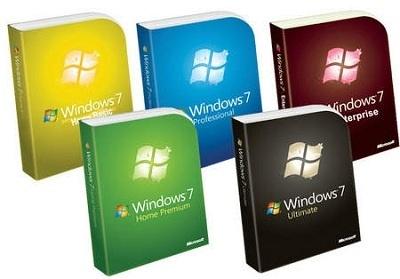 Windows 7 Sp1 32bit / x86 Tüm Sürümler Temmuz 2012 Güncellemeli