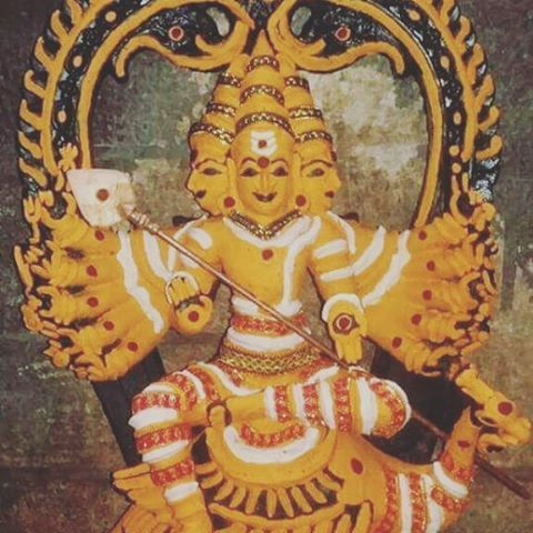 Get the blessings of Lord Muruga to lead a blissful life.  www.vedicfolks.com  #LordMuruga #Spirituality #Temple