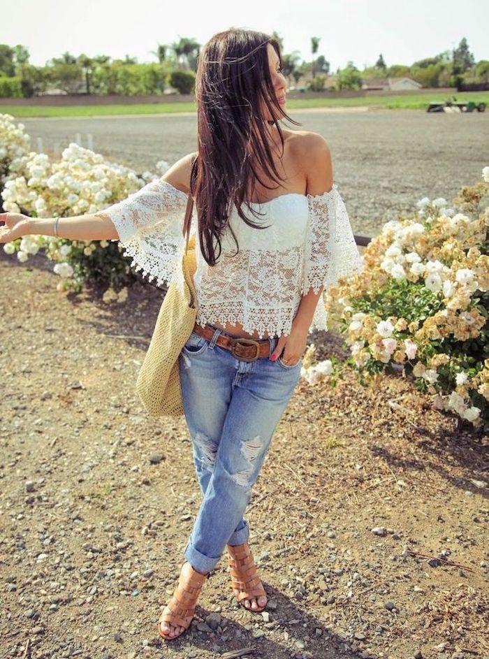 26eae14a04 Tenue champêtre femme – le chic des champs | Mode femme | Fashion ...
