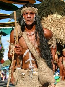 Arawak Are The Indigenous People Of The West Indies That