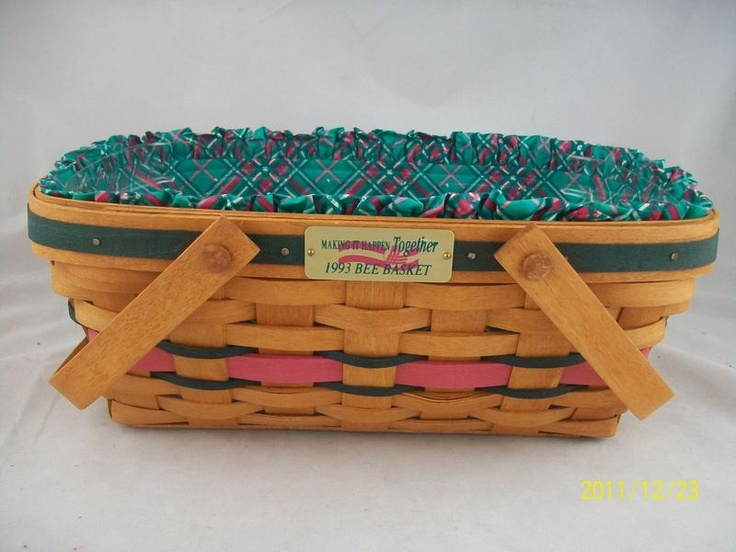 1993 bee basket