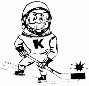 Fort Wayne Komets Logo   Fort Wayne Komets Primary Logo - International Hockey League (1940 ...