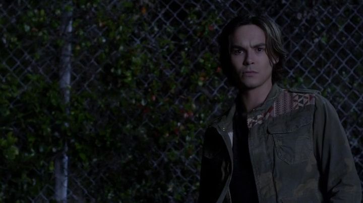 Tyler Blackburn - PLL S4
