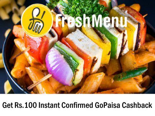 offers on Freshmenu