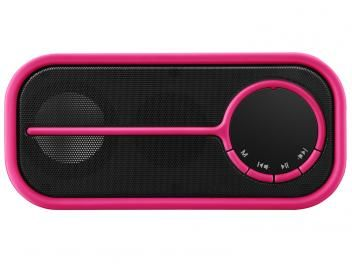 Caixa de Som Pulse Color Series - 10W com Bluetooth Entrada USB