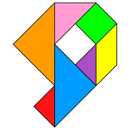 tangram nine tangram solution providing teachers and pupils with tangram puzzle activities