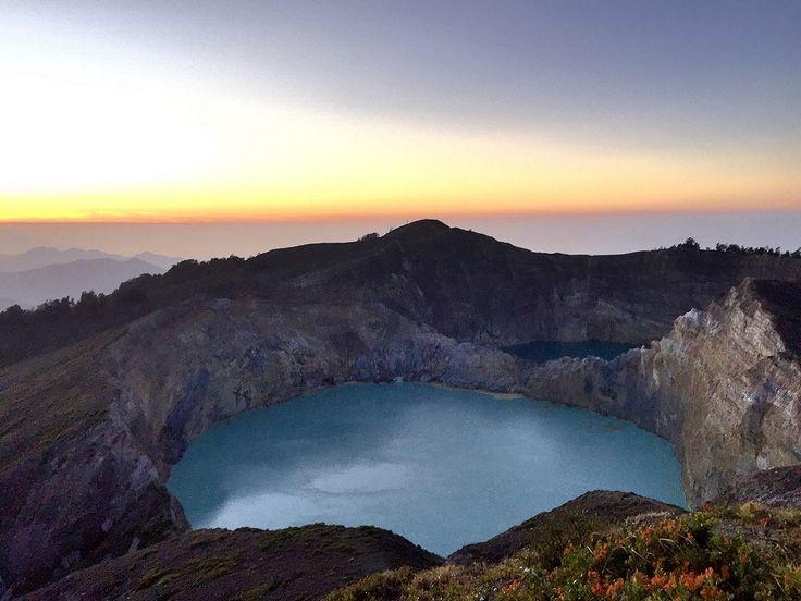 Kelimutu Lake_Ende_Nusa Tenggara Timur