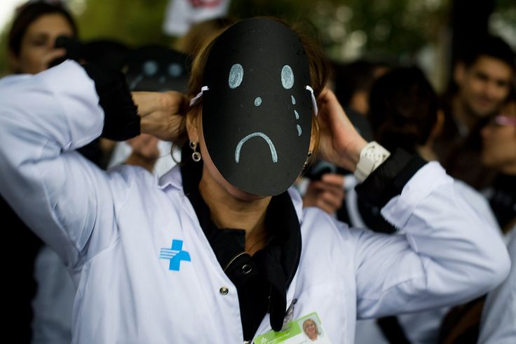 """How becoming a doctor became the most miserable job------""""Nine of 10 doctors discourage others from joining the profession, and 300 physicians commit suicide every year. When did it get this bad?"""" interesting view point"""